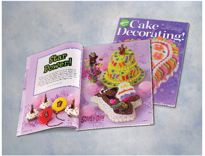 Cake Decorating Catalog