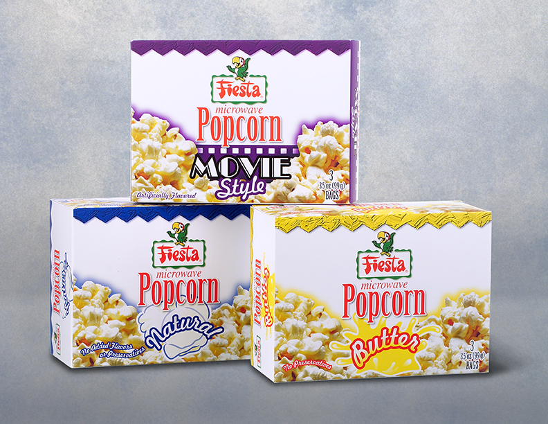 Fiesta Popcorn