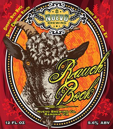 Nuevo Rauch Bock label