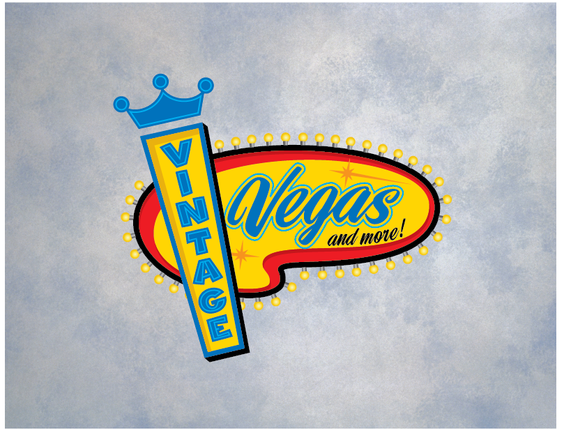 Vintage Vegas Logo