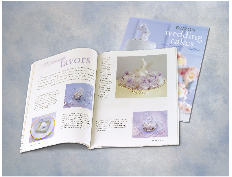 Wedding Cake Decorating Catalog